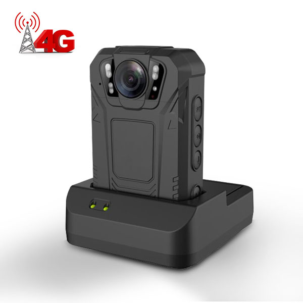 4G Body Worn Camera, Police Camera, Body-worn Camera DMT04 Featured Image