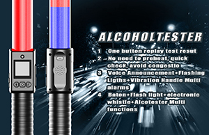 Diamante Release a New Product—Alcoholtester